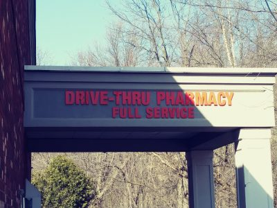 Community Pharmacies and the COVID-19 Crisis