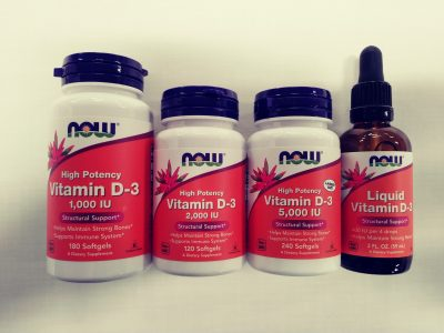 Keeping Bones Strong — Focus on Vitamin D Supplements