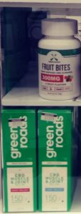 CBD products from CBDFx